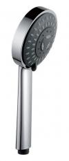 Rączka prysznicowa, 5-funkcyjna, srednica 110mm, chrom