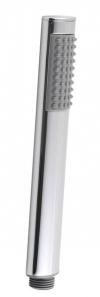 ROXY rączka prysznicowa, owalna, 200mm, ABS/chrom