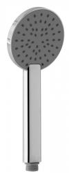 Rączka prysznicowa, system AIRmix, średnica 100mm, ABS/chrom