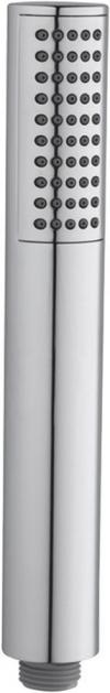 Rączka prysznicowa, średnica 221mm, ABS/chrom