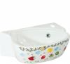 KID umywalka dla dzieci 39x29cm, kolorowy sitodruk (CK035.00F0)