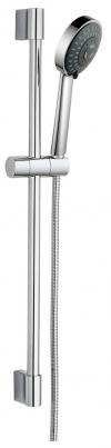 AMY zestaw prysznicowy, uchwyt przesuwny, 900mm, chrom