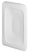 OLYMPOS Ceramiczna ścianka oddzielająca między pisuary 61,5x10,8x40 cm