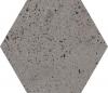 GRES INDUSTRIALDUST GRYS SZKLIWIONY- SATYNOWY - MATOWY OKTAGONALNY 19,8/17,1 cm GAT.1 ( OP.0,82 M2 )