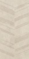 DEKOR GRES SILKDUST LIGHT BEIGE SZKLIWIONY -SATYNOWY-MATOWY REKTYFIKOWANY 59,8/119,8 cm GAT.1 ( OP.0,72 M2 )
