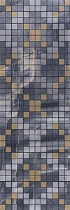 DEKOR Parana Azul rektyfikowany 30 x 90 cm 17OR53P BŁYSZCZĄCY GAT.1 ( SZT.1 ) GRESPANIA
