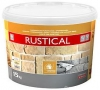 """Zaprawa murarska (cementowa) """"Rustical"""" ogólnego przeznaczenia DO FUGOWANIA ( 15.00 KG.do 5 M2 )"""