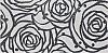 INSERTO MODENA GREY ROSE 29,7/60 GAT.I ( SZT.1 ) CERSANIT