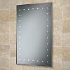 LUSTRO SOLAR OZDOBNY SZLIF 73104095 Z OŚWIETLENIEM PIONOWYM LED H72 x W50 x D4cm