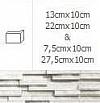 NAROŻNIK ZEWNĘTRZNY MODERNO ARCTIC 13cmx10cm GAT.1 DO WEW./ZEW.( OP.1,00 MB = 10 SZT.)K.J.INCANA