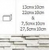 NAROŻNIK ZEWNĘTRZNY MODERNO ARCTIC 27,5cmx10cm GAT.1 DO WEW./ZEW.( OP.1,00 MB = 10 SZT.)K.J.INCANA