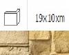 NAROŻNIK ZWENĘTRZNY MONTANA BRĄZ 19 x 10 cm GAT.1 DO WEW./ZEW. ( OP.1,00 MB = 10 SZT.)K.J.INCANA