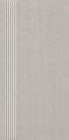 STOPNICA GRES PORCELANOWY DOBLO GRYS REKTYFIKOWANA 29,8/59,8 SATYNOWA GAT.1 ( OP.1,43 M2 )K.J.PARADYŻ