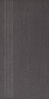 STOPNICA GRES PORCELANOWY DOBLO NERO REKTYFIKOWANA 29,8/59,8 SATYNOWA GAT.1 ( OP.1,43 M2 )K.J.PARADYŻ