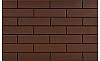 PŁYTKA ELEWACYJNA BRĄZ GŁADKA 245/65/6,5 mm GAT.1 ( OP.0,50 M2 )K.J.CERRAD